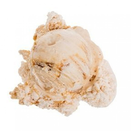 Cinnamon Caramel Apple ice cream