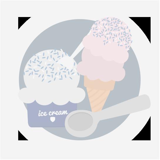 Egg Nog ice cream