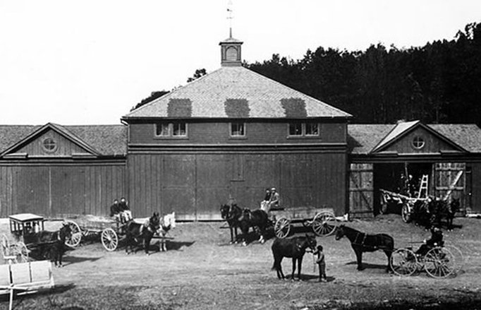 The First Creamery