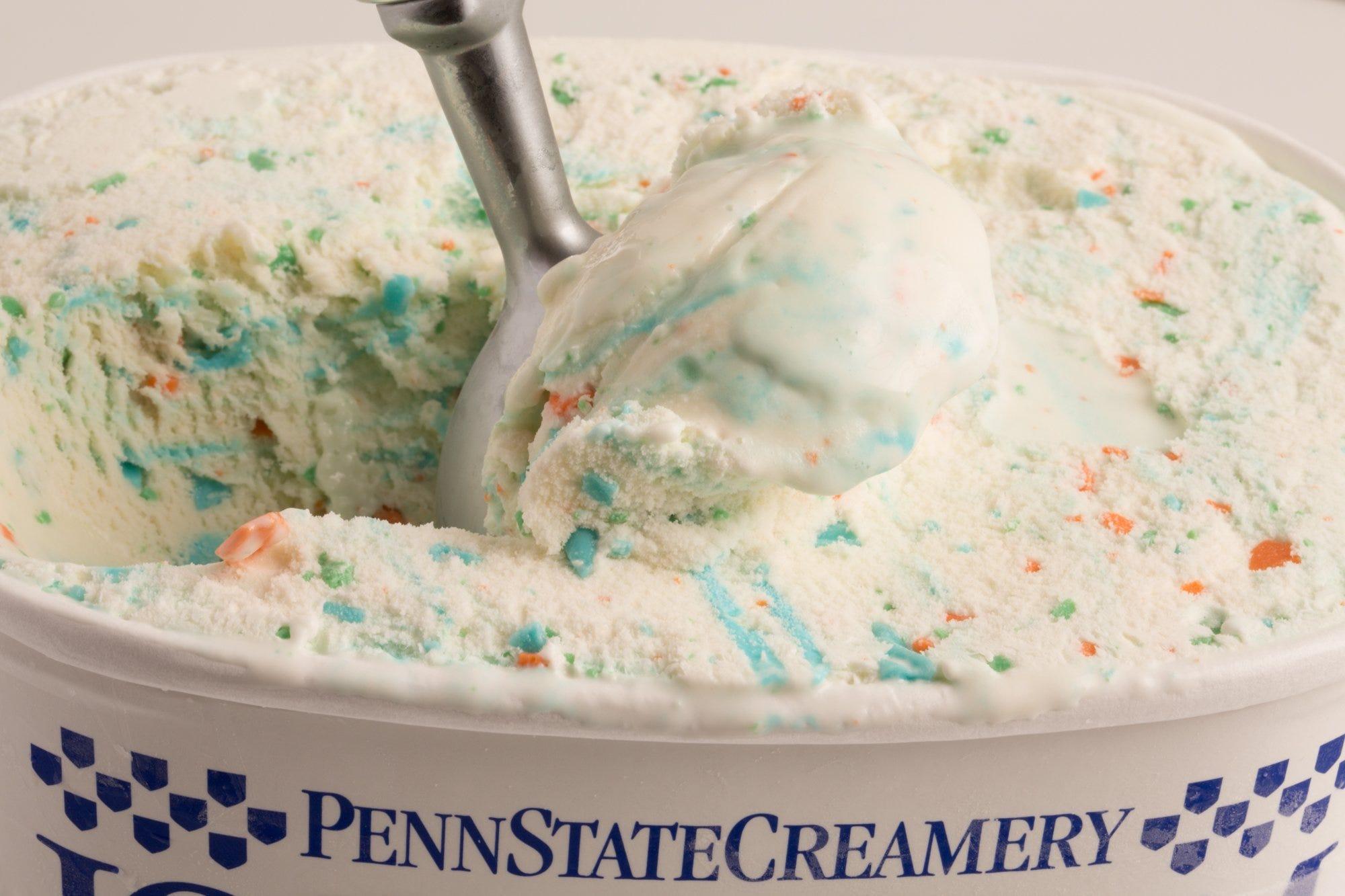 Birthday Bash ice cream